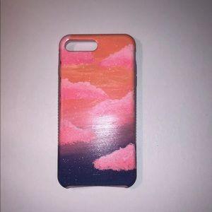 Handpainted iPhone 8 Plus phone case